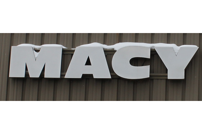 Macy Signage Macy Industries Inc