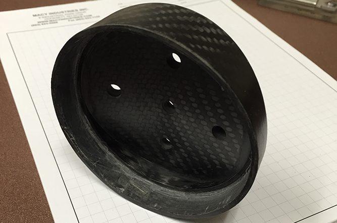 Fabrication Carbon Fiber