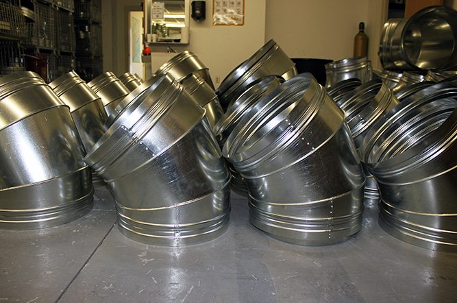 Spiral Duct Components