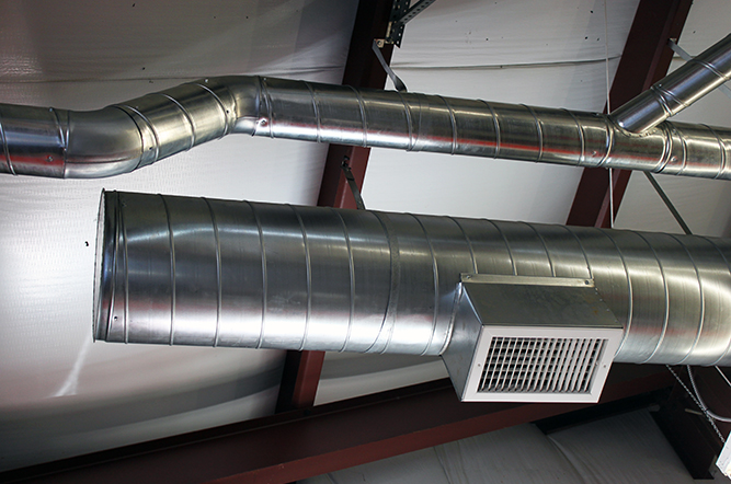 Spiral Duct System Self Sealing Duct Macy Industries
