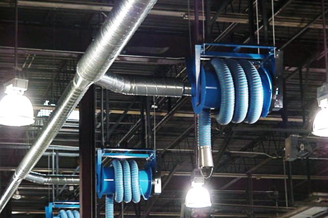 Ductwork and Dust Collection Systems