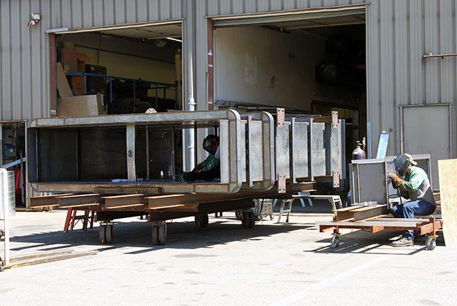 Macy Industries Metal Fabricators