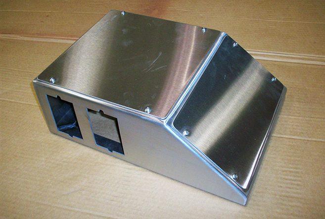 Sheet Metal Fabrication Sample