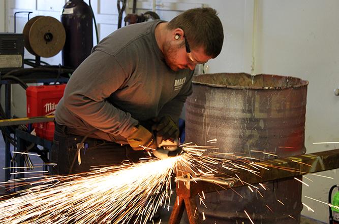 fabrication quote | macy metal fabricator