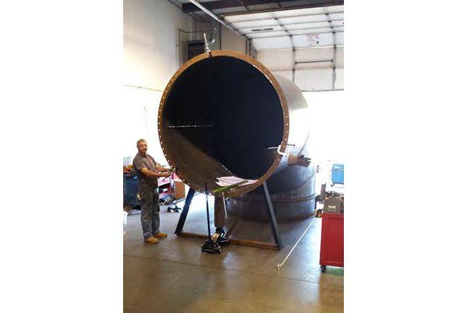 Sheet Metal Fabrication Project