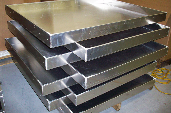 Custom Sheet Metal Fabrication Metal Fabricators Macy