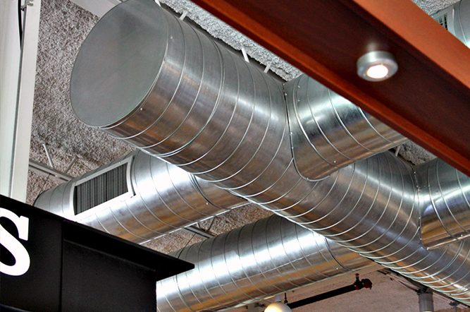 Spiral Duct System image