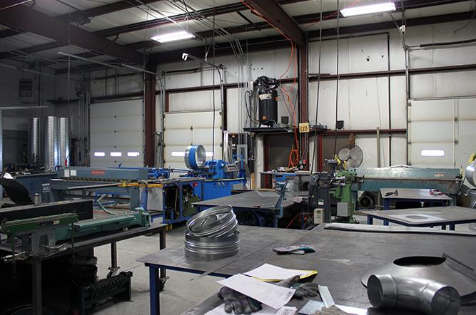 Macy Fabrication Shop