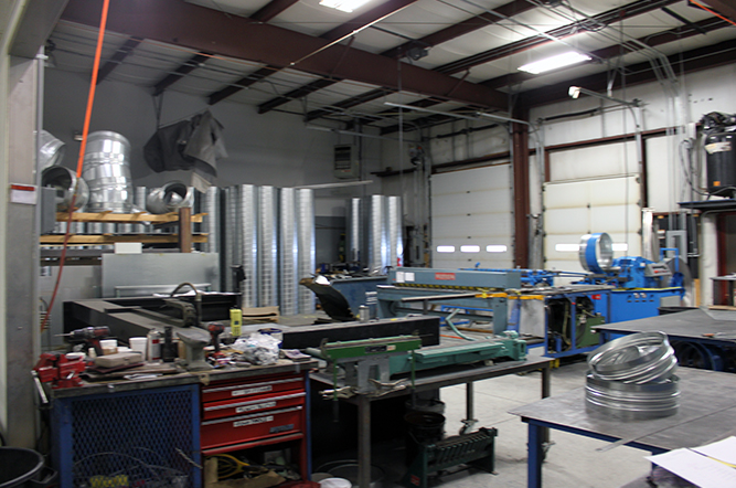 Macy Industries Fabrication Facility