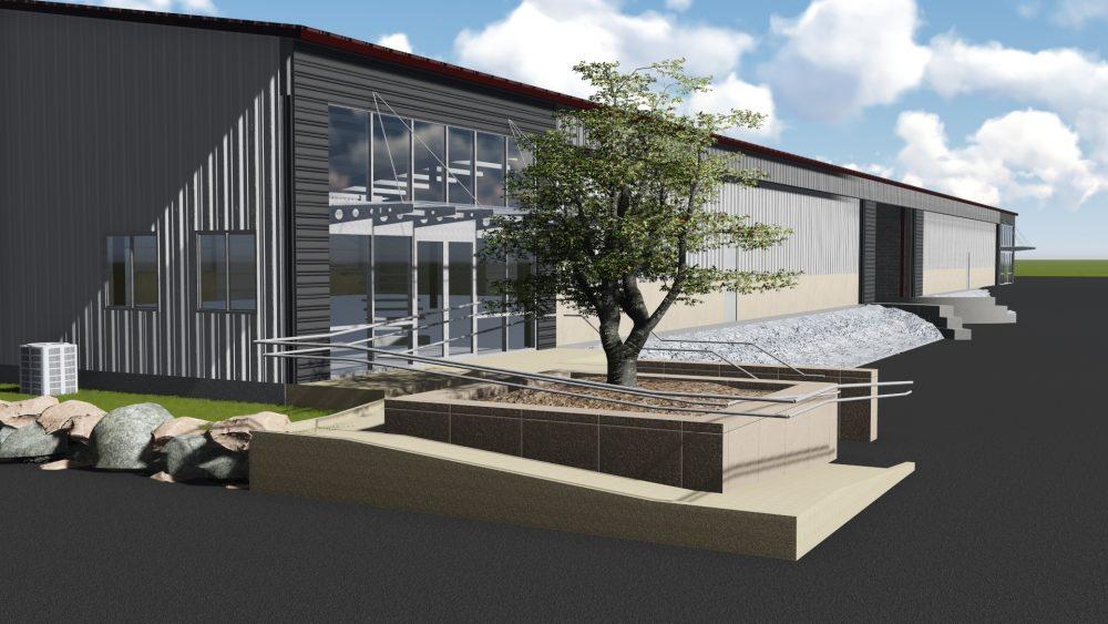 New Facility Design Macy Industries Inc