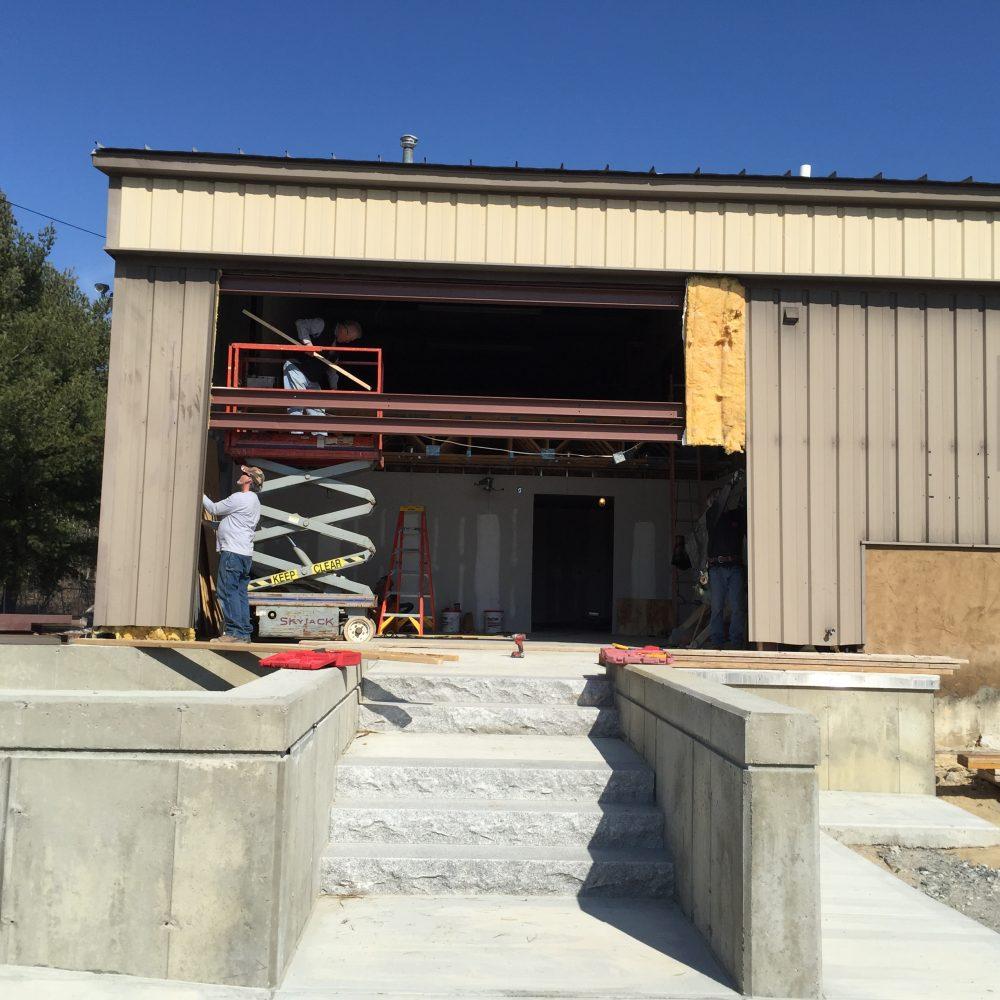 New Facility Construction Macy Industries Inc