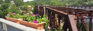 Hooksett Bridge of Flowers Beautification Project