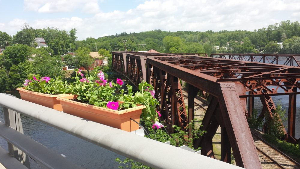 Hooksett Bridge of Flowers Beautification Project