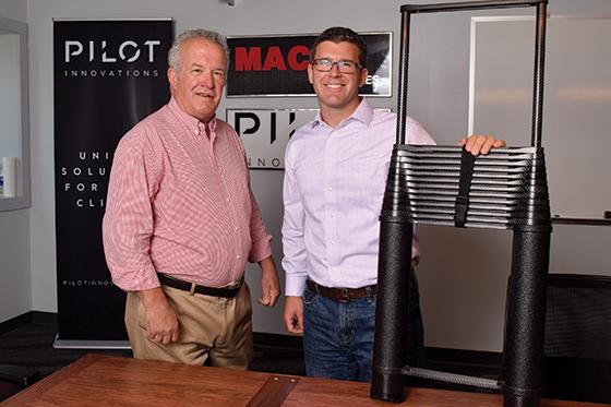Macy Industies' Founder & CEO
