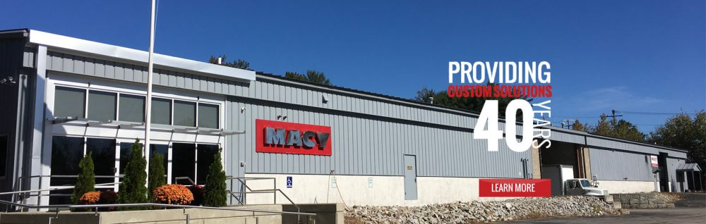 macy industries facility exterior