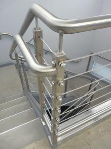 interior staircase 2 miscellaneous metal
